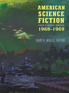 Cover image for American Science Fiction