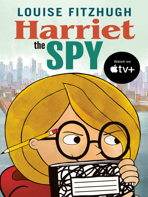 Cover image for Harriet the Spy