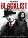 The Blacklist--The Dead Ring No. 166
