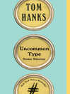 Cover image for Uncommon Type