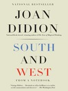 Cover image for South and West