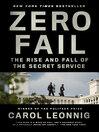 Zero Fail [EBOOK]