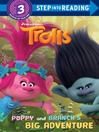 Trolls Deluxe Step Into Reading
