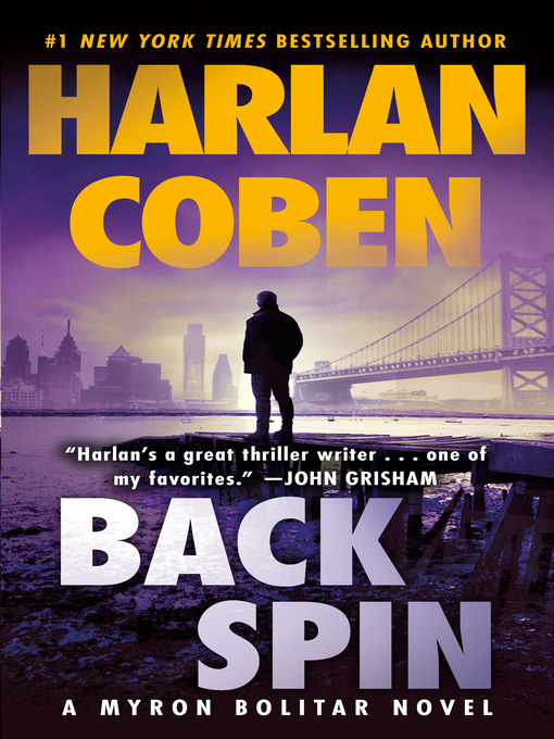 Cover image for Back Spin
