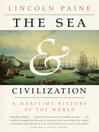 Cover image for The Sea and Civilization