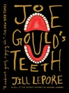 Cover image for Joe Gould's Teeth