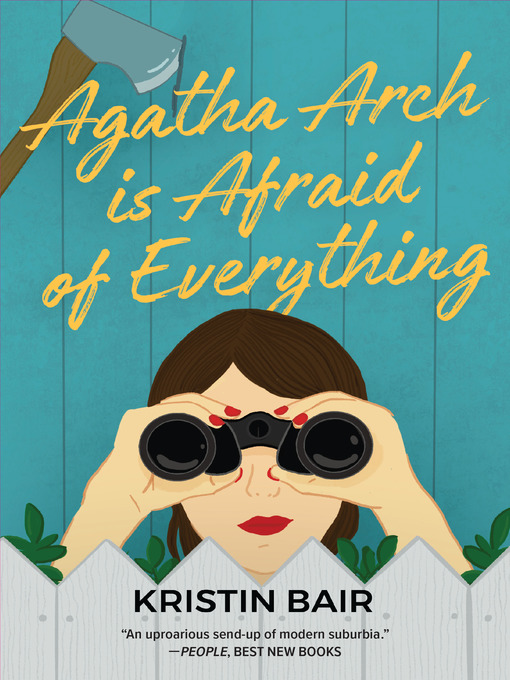 Agatha Arch is Afraid of Everything