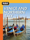 Cover image for Fodor's Venice and Northern Italy