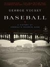 Cover image for Baseball