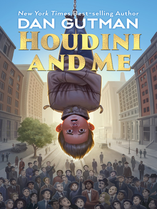 Houdini and Me [electronic resource]