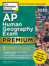 Cracking the AP human geography exam, 2020