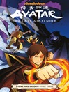 Cover image for Avatar: The Last Airbender: Smoke and Shadow (2015), Part Three