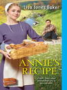 Annie's Recipe cover