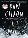 Cover image for Ill Will