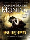 Cover image for Burned