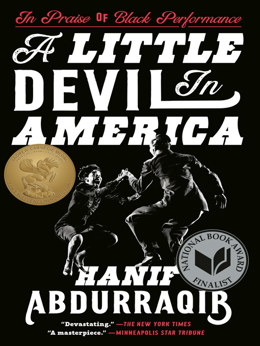 Cover image for A Little Devil in America