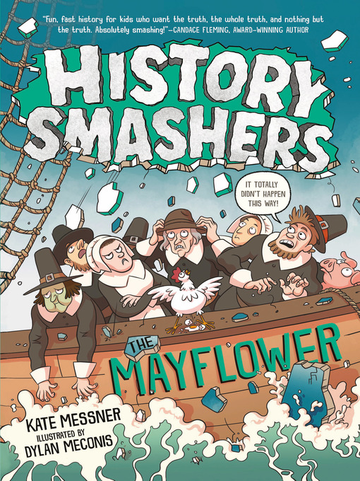 Cover image for The Mayflower