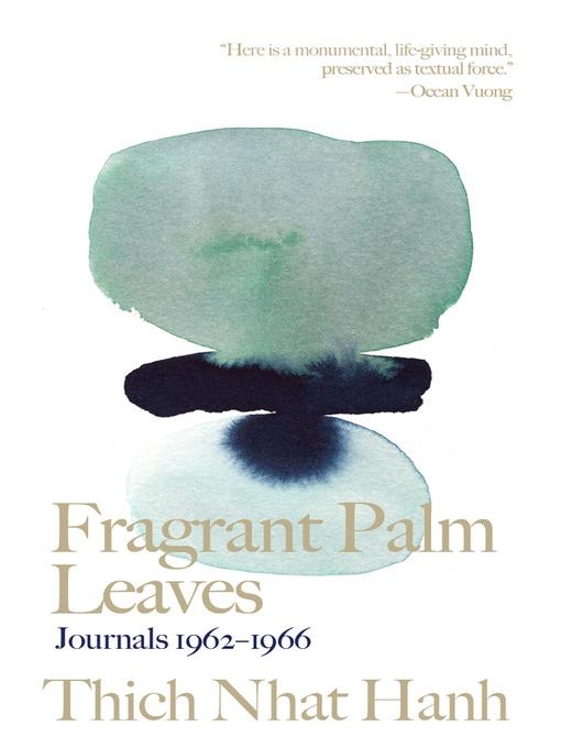 Fragrant Palm Leaves