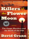 Cover image for Killers of the Flower Moon