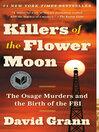 Killers of the Flower Moon [EBOOK]