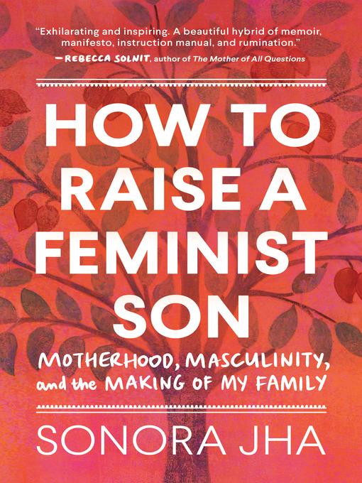 How to Raise a Feminist Son
