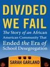 Cover image for Divided We Fail