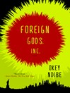 Cover image for Foreign Gods, Inc.