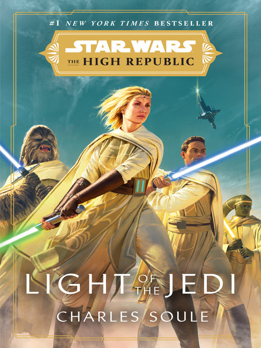 Star Wars: Light of the Jedi [EBOOK]