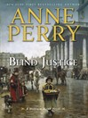 Cover image for Blind Justice