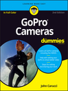 GoPro Cameras For Dummies cover