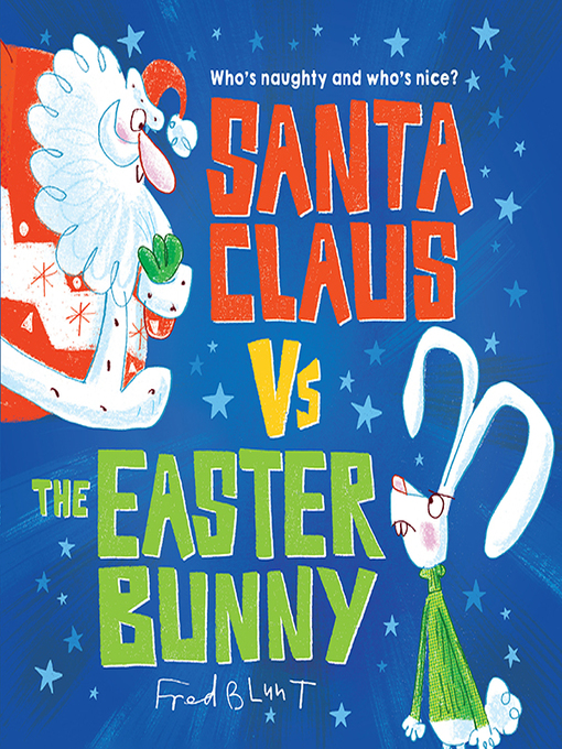 Cover image for Santa Claus vs. the Easter Bunny