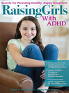 Raising Girls With ADHD