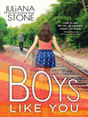 Cover image for Boys Like You