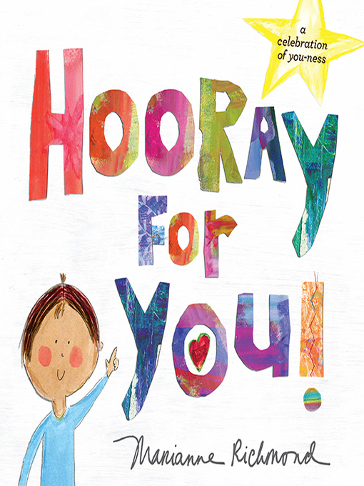Hooray for you! : a celebration of you-ness