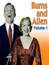 Best of Burns and Allen, Volume 1