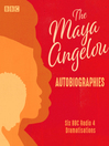 Cover image for Maya Angelou, The Autobiographies