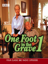 Cover image for One Foot in the Grave 1