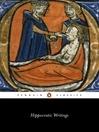 Hippocratic Writings