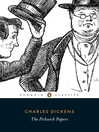 The pickwick papers [eBook]