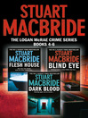 Logan McRae Crime Series Books 4-6