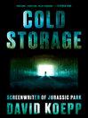 Cold storage : a novel