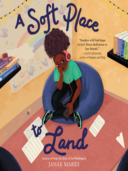 Cover image for A Soft Place to Land