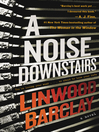 A noise downstairs [electronic book] : a novel