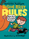 Cover image for Never Race a Runaway Pumpkin