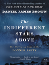 Cover image for The Indifferent Stars Above