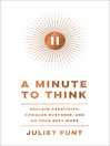 A Minute to Think