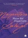 Plans For Departure