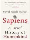 Cover image for Sapiens