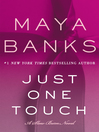 Cover image for Just One Touch