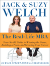 Cover image for The Real-Life MBA